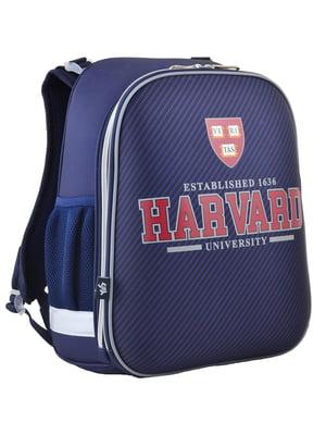 Рюкзак темно-синій | 4235781