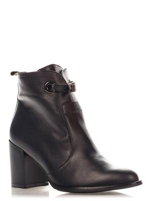 Ботинки черные   4228828