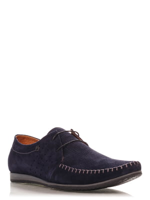 Туфлі темно-сині | 4228830