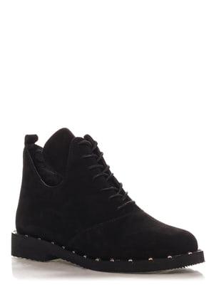 Ботинки черные | 4228836