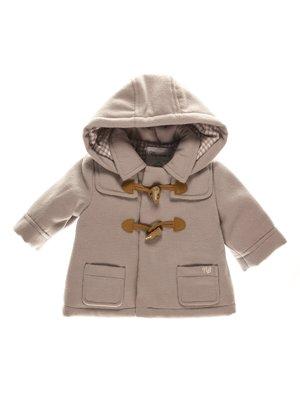 Пальто серое | 3835661
