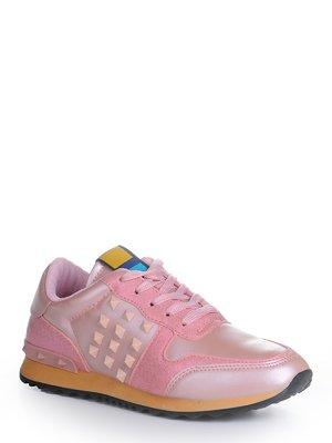 Кроссовки розовые | 4242949