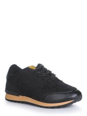 Кроссовки черные | 4243000