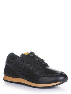 Кроссовки черные | 4243001