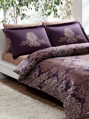 Комплект постельного белья семейный | 4203605