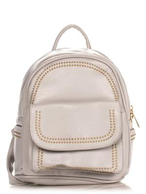 Рюкзак сірий | 4238629