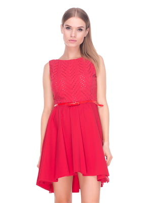 Сукня червона | 4235103