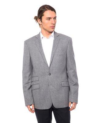 Піджак сірий | 4240380