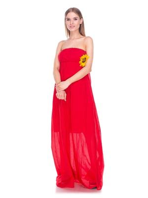 Сарафан червоний | 4235102