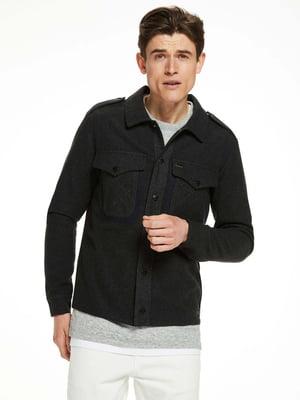Куртка чорна | 4194762