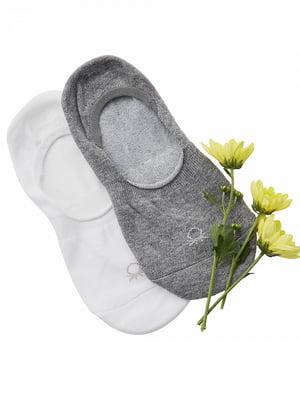 Набір шкарпеток-слідків (2 пари) | 3932131