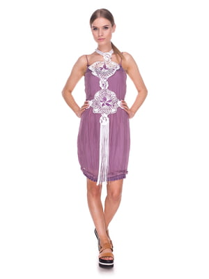 Сарафан фіолетовий | 4235071