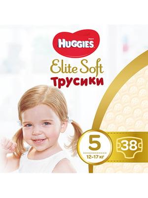 Трусики-подгузники Elite Soft Pants, размер 5/XL (12-17 кг) (38 шт.) | 4246084