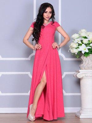 Платье красное | 4246224