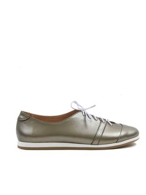 Туфлі кольору хакі | 4245922