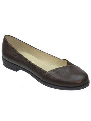 Туфлі коричневі | 4236220