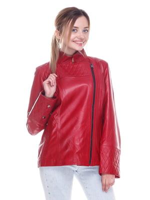 Куртка красная | 4246854