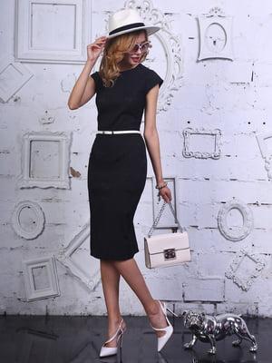 Платье черное | 4238604
