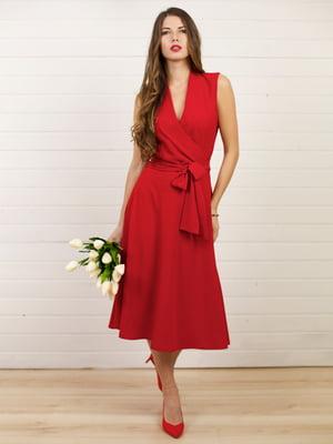 Платье красное | 4248684