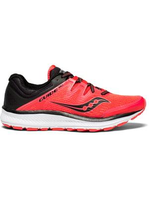 Кросівки червоно-чорні Guide Iso | 4249252