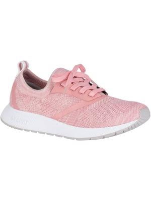 Кроссовки розовые Seas Cvo | 4248651