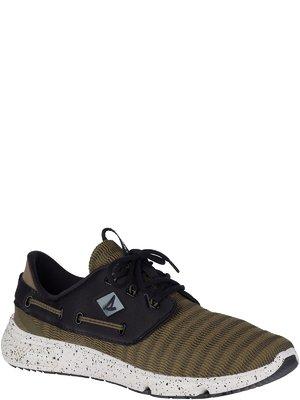 Кросівки оливкового кольору 7 Seas 3-Eye Mesh | 4248633