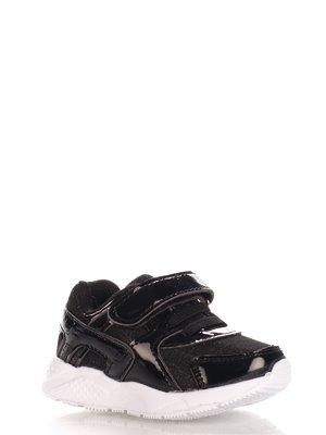 Кроссовки черные | 3902756