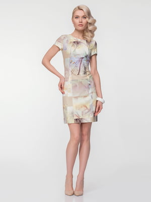 Сукня в принт | 4252619