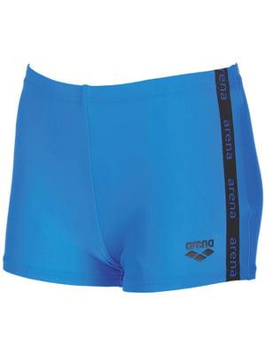 Плавки сині в принт   4250444