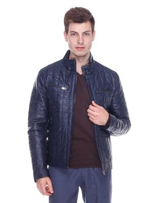 Куртка темно-синяя | 4246858
