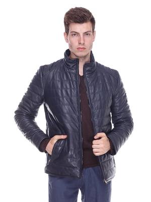 Куртка графитового цвета | 4246859