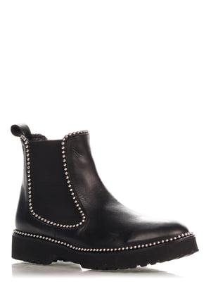 Ботинки черные | 4252835