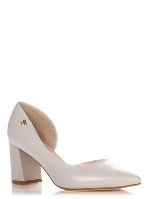 Туфли светло-серые | 4252903
