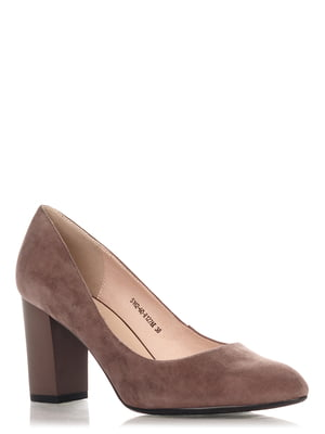 Туфли коричневые   4252873