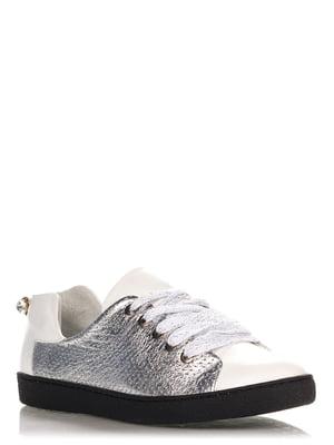 Кросівки сріблясті | 4252892