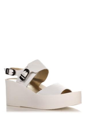 Босоножки белые | 4247512