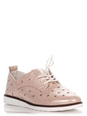 Туфли розовые   4236732