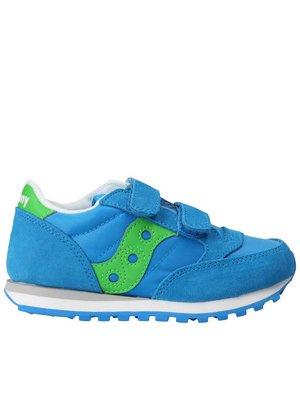 Кросівки блакитно-зелені Jazz Double Hl | 4249485