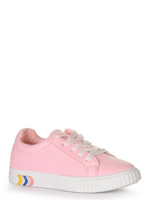 Кроссовки розовые | 4248304