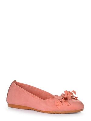 Балетки рожеві | 4248317
