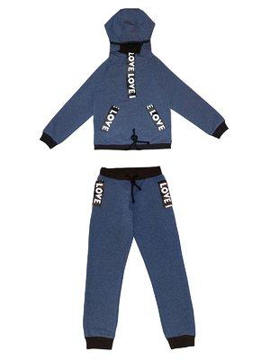 Костюм: худи и брюки | 3630971