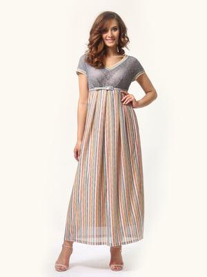 Сукня в смужку | 4257735