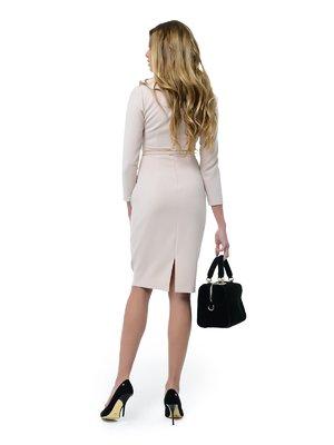 Сукня бежева | 4261142