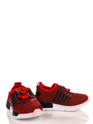 Кроссовки красные   3902783
