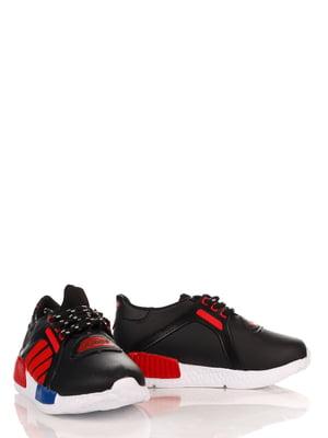 Кроссовки черные | 3902767