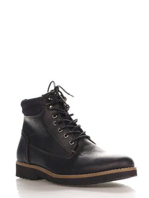 Ботинки черные | 4252711