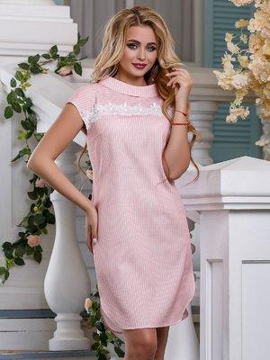 Платье розовое | 4262986