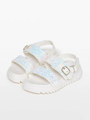 Босоніжки білі | 4176172