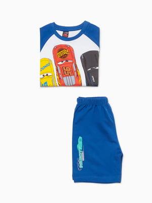 Піжама: футболка та шорти   4193452