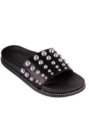 Шлепанцы черные | 4264373